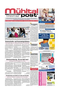 Mühltalpost Februar Ausgabe 2010