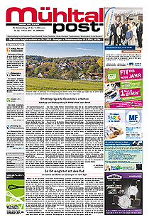 Mühltalpost Februar Ausgabe 2016