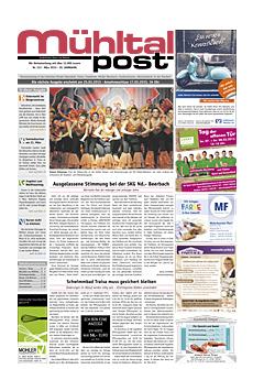 Mühltalpost März Ausgabe 2015