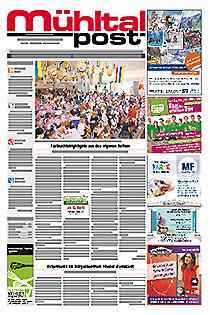 Mühltalpost März Ausgabe 2016