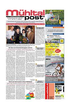 Mühltalpost April Ausgabe 2010