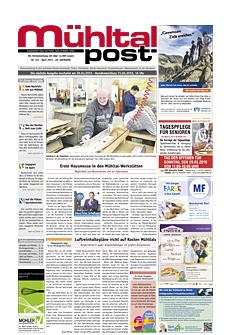 Mühltalpost April Ausgabe 2015