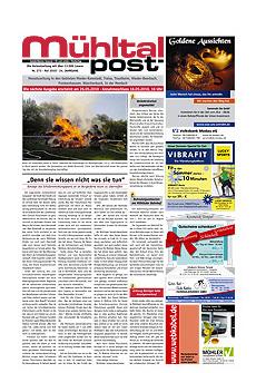Mühltalpost Mai Ausgabe 2010