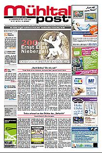 Mühltalpost Juni Ausgabe 2013
