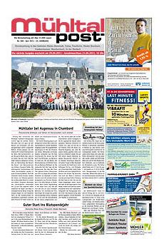Mühltalpost Juni Ausgabe 2011