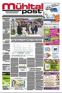Mühltalpost Juni Ausgabe 2016