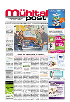 Mühltalpost Juni Ausgabe 2017