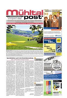 Mühltalpost August Ausgabe 2010