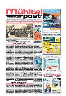 Mühltalpost August Ausgabe 2011