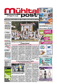 Mühltalpost September Ausgabe 2015