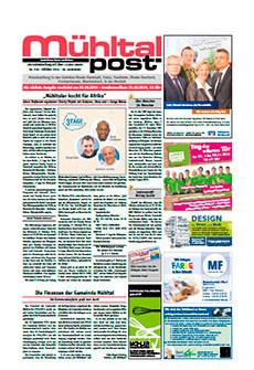 Mühltalpost Oktober Ausgabe 2014