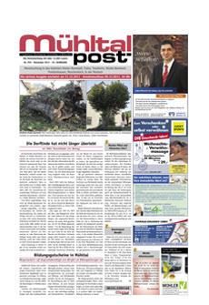 Mühltalpost Dezember Ausgabe 2011