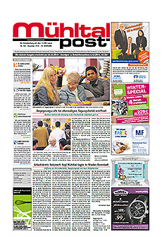 Mühltalpost Januar Ausgabe 2015