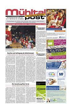 Mühltalpost Januar Ausgabe 2014