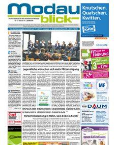 2019-April-Modaublick