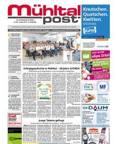 2019-August-Mühltalpost