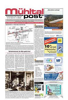Mühltalpost Februar Ausgabe 2013