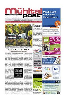 Mühltalpost Februar Ausgabe 2014
