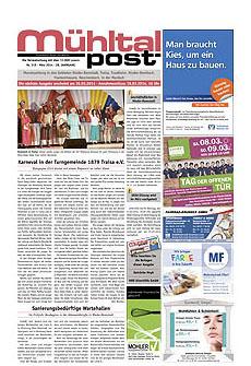 Mühltalpost März Ausgabe 2014