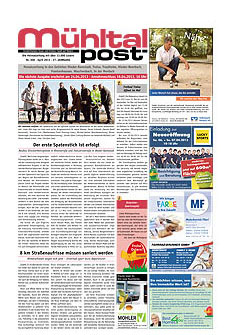 Mühltalpost April Ausgabe 2013