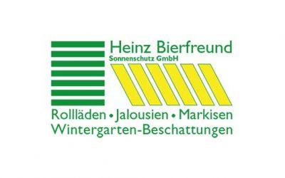 Heinz Bierfreund – Sonnenschutz GmbH