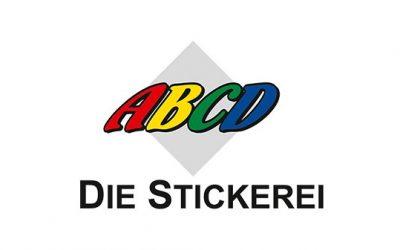 ABCD Stickerei